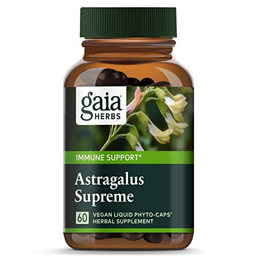 Gaia Astragalus Supreme for Daily Immune Support